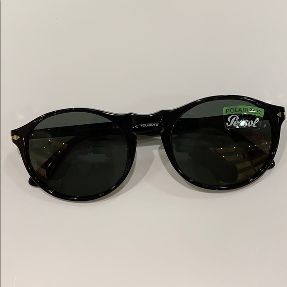 9b80ebf9e6 New Persol Polarized Sunglasses 3204-S 95 58